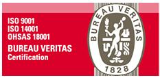 Bureau Veritas Ius Natura - ISO 9001 - ISO 14001 - OHSAS 18001