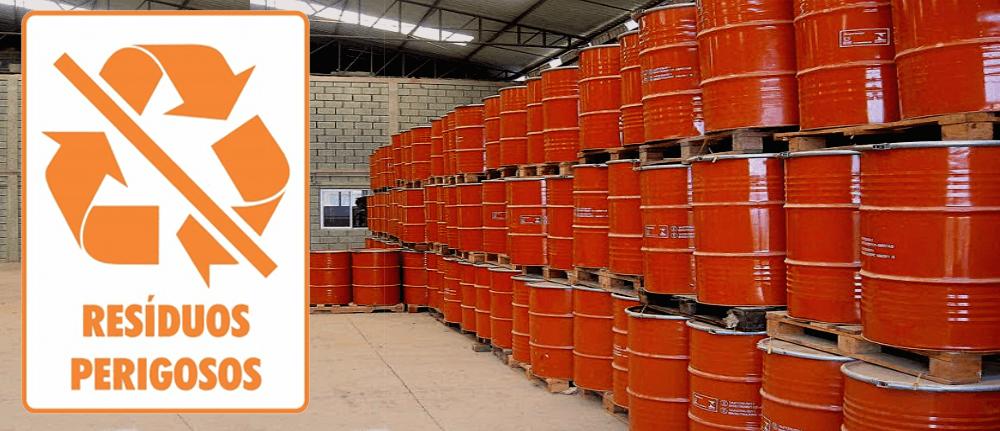 MG proíbe armazenamento e disposição de resíduos perigosos gerados fora do Estado