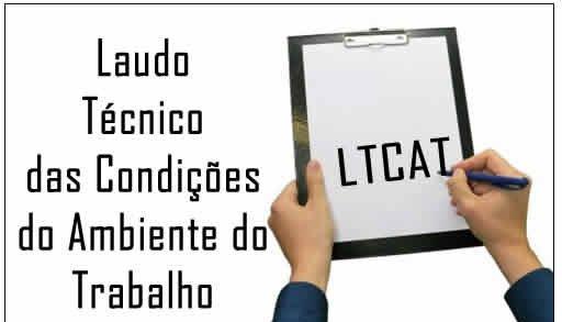 O LTCAT pode ser substituído por outro documento?