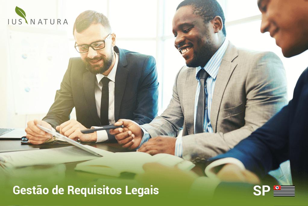 Gerenciamento de Requisitos Legais em São Paulo