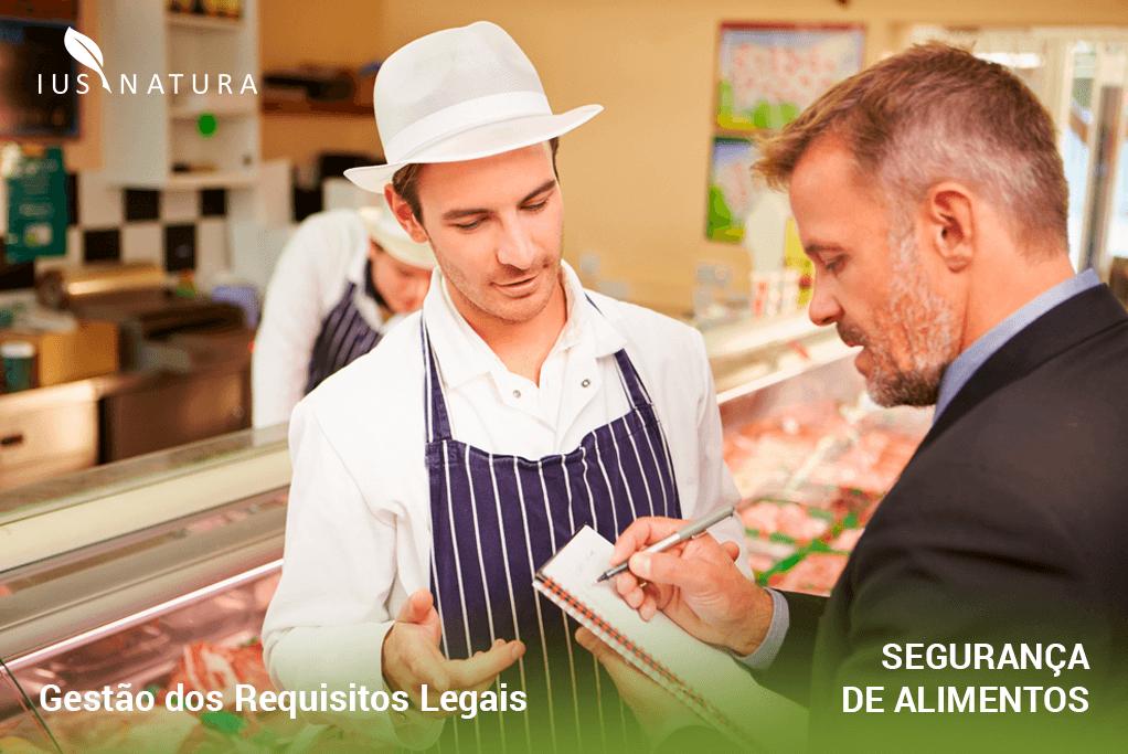 Gestão de Requisitos Legais em Segurança de Alimentos