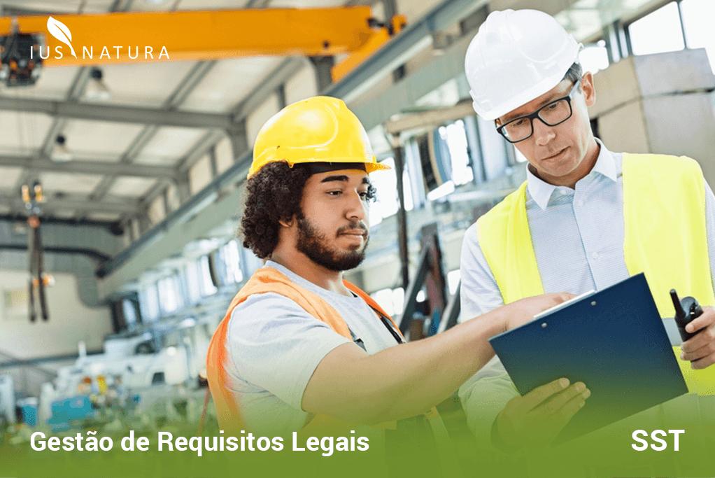 Gestão de Requisitos Legais em Saúde e Segurança do Trabalho