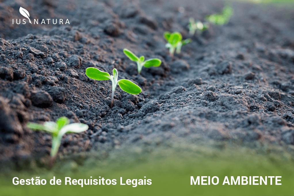 Gestão de Requisitos Legais em Meio Ambiente