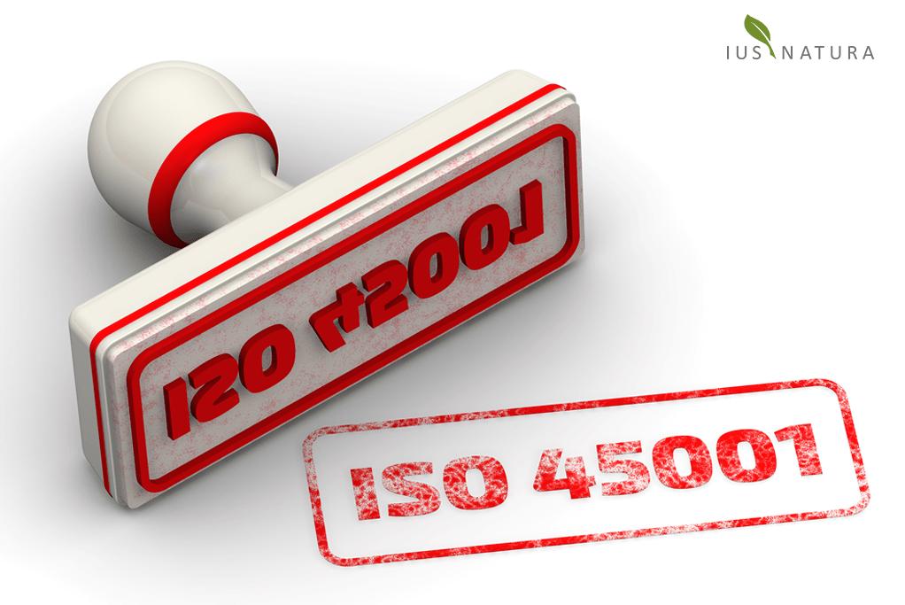 Urgente: Foi publicada a ISO 45001
