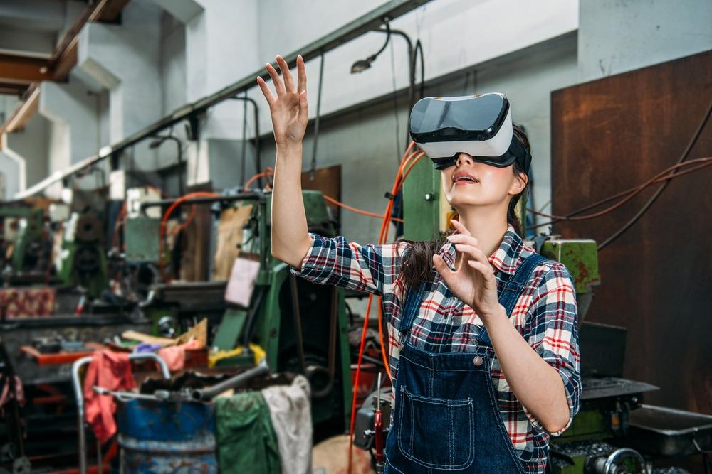 Inovação: realidade virtual na segurança do trabalho