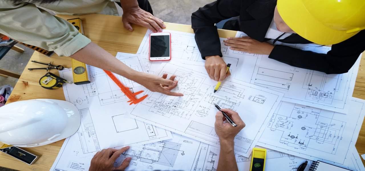 Descubra quais são os profissionais que atuam na construção civil